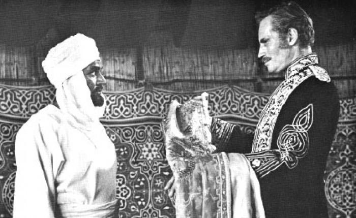 6. L'EMPIRE COLONIAL BRITANNIQUE : ÉGYPTE ET PROCHE-ORIENT. La rencontre ( imaginaire).